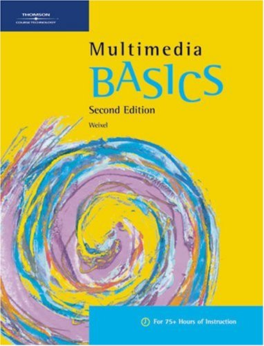 Multimedia Basics  2nd 2007 (Revised) edition cover