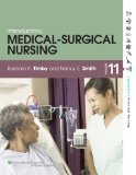 Timby Med-Surg 11e Text and PrepU Package   2013 9781469847658 Front Cover