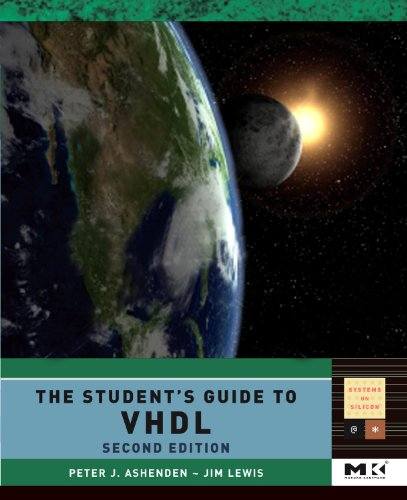 Student's Guide to VHDL  2nd 2008 (Revised) 9781558608658 Front Cover
