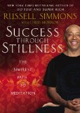 Success Through Stillness Meditation Made Simple  2015 edition cover