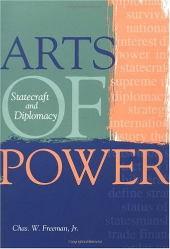 Arts of Power Statecraft and Diplomacy N/A edition cover