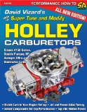 How to Super Tune and Modify Holley Carburetors   2013 edition cover