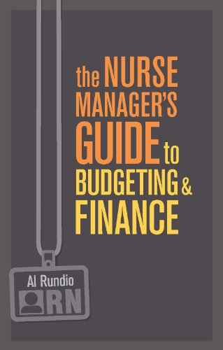 Nurse Manager's Guide to Budgeting and Finance   2012 edition cover