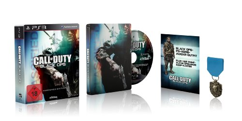 Call of Duty: Black Ops - Hardened Edition PlayStation 3 artwork