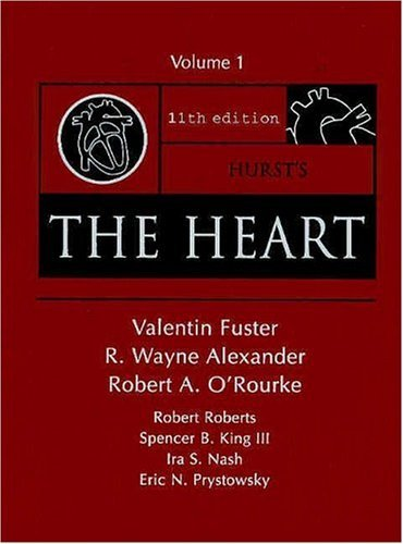 Hurst's the Heart  11th 2004 (Revised) edition cover