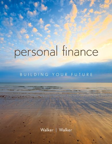 Personal Finance   2013 edition cover