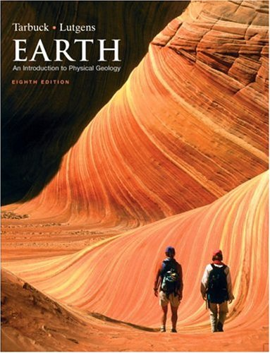 MasteringGeology#8482;, Student Access Code Card for Earth Science  8th 2005 edition cover