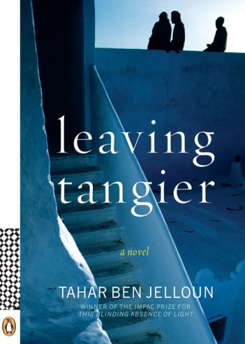 Leaving Tangier   2009 edition cover