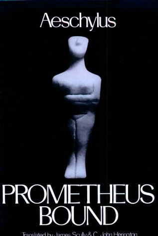 Prometheus Bound   1989 edition cover