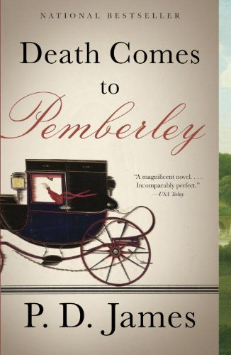 Death Comes to Pemberley  N/A edition cover