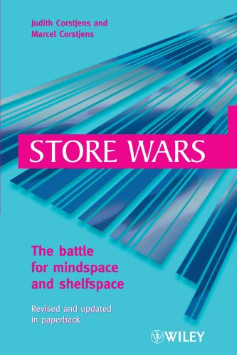 Store Wars The Battle for Mindspace and Shelfspace  1999 9780471987659 Front Cover