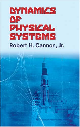 Dynamics of Physical Systems   2003 edition cover