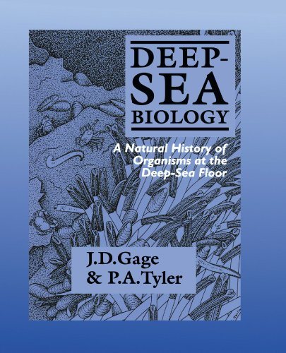 Deep-Sea Biology A Natural History of Organisms at the Deep-Sea Floor N/A edition cover