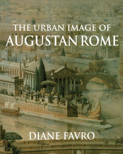 Urban Image of Augustan Rome   1996 edition cover