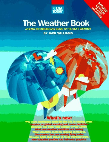 USA Today Weather Book An Easy-to-Understand Guide to the USA's Weather 2nd 1997 (Revised) edition cover