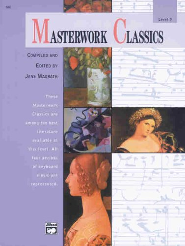Masterwork Classics Level 3, Book and CD  1988 edition cover