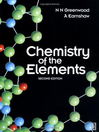 Chemistry of the Elements  2nd 1997 (Revised) edition cover