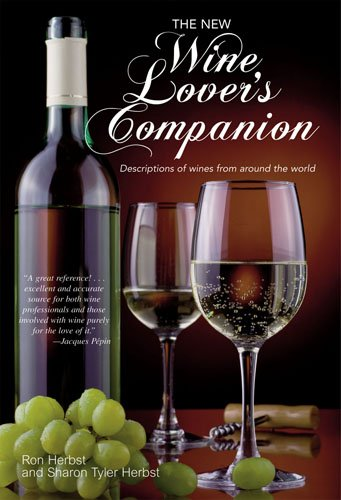 New Wine Lover's Companion  3rd 2010 (Revised) edition cover