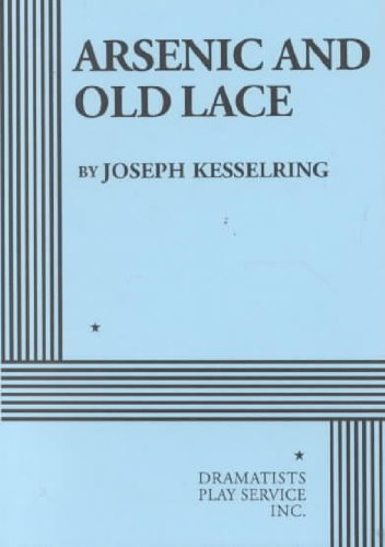 Arsenic and Old Lace  N/A edition cover