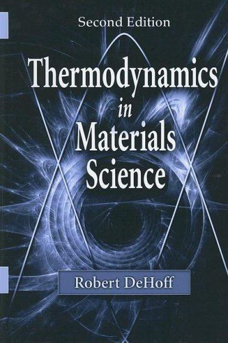 Thermodynamics in Materials Science  2nd 2006 (Revised) edition cover