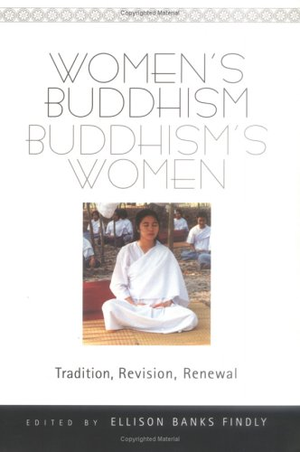 Women's Buddhism, Buddhism's Women Tradition, Revision, Renewal  2000 edition cover