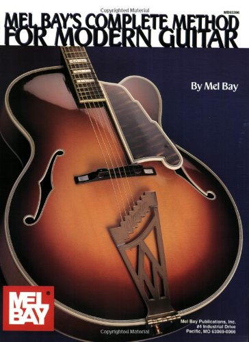 Complete Method for Modern Guitar   2007 edition cover
