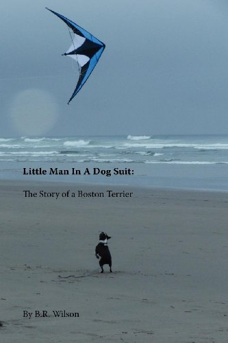 Little Man in a Dog Suit The Story of a Boston Terrier N/A 9780983495659 Front Cover
