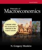 Principles of Macroeconomics  7th 2015 edition cover