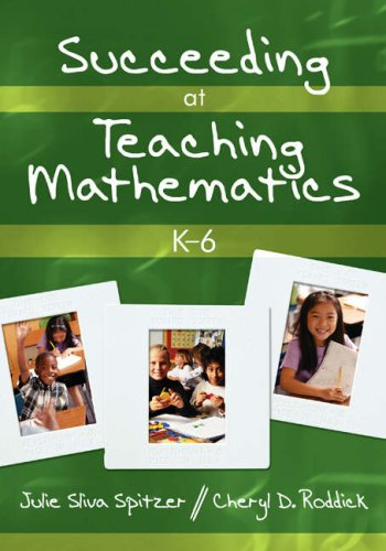 Succeeding at Teaching Mathematics, K-6   2008 edition cover