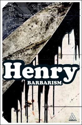 Barbarism   2012 edition cover