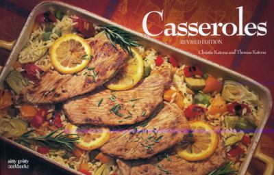 Casseroles  2nd 2001 (Revised) 9781558672659 Front Cover