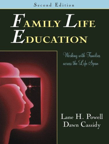 Family Life Education Working with Families Across the Life Span 2nd 2007 edition cover