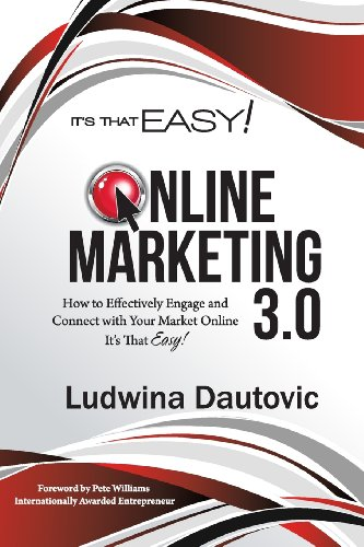 It's That Easy - Online Marketing 3.0  0 edition cover