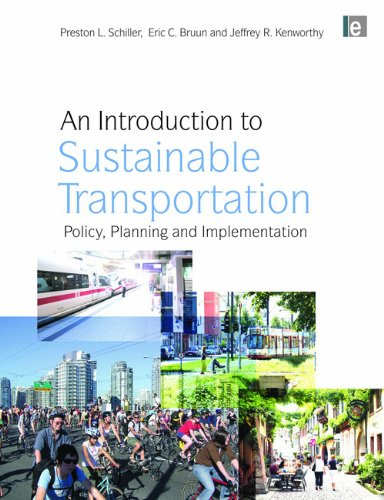 Introduction to Sustainable Transportation Policy, Planning and Implementation  2010 edition cover