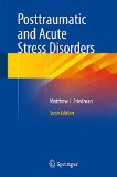 Posttraumatic and Acute Stress Disorders  6th 2015 edition cover