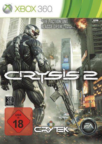 Electronic Arts Crysis 2 [German Version] Xbox 360 artwork