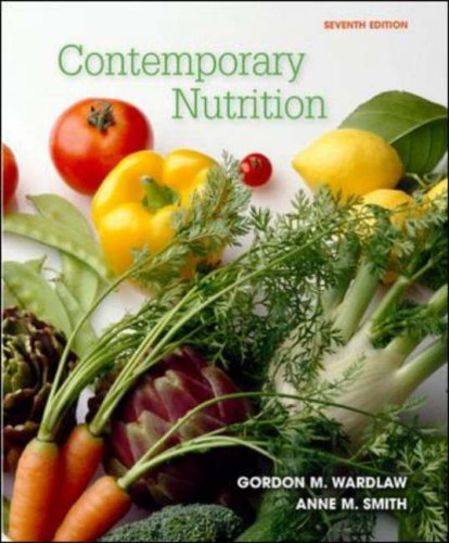Contemporary Nutrition  7th 2009 edition cover