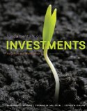 Mp Fundamentals of Investments + Stock-trak Card: Includes Stock-trak Card 7th 2014 9780078115660 Front Cover