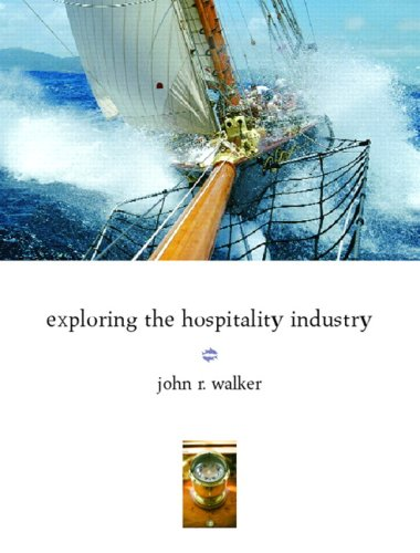 Exploring the Hospitality Industry   2008 edition cover