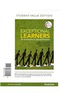 Exceptional Learners An Introduction to Special Education, Loose-Leaf Version 12th 2012 edition cover