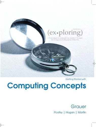 Exploring Microsoft Office 2007 Computing Concepts Getting Started   2011 9780135098660 Front Cover