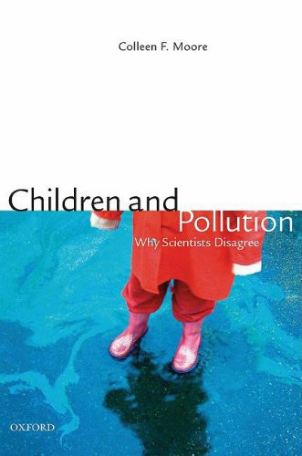 Children and Pollution Why Scientists Disagree 2nd 2009 edition cover