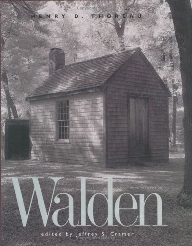 Walden A Fully Annotated Edition  2004 (Annotated) edition cover