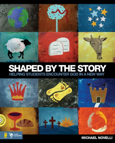 Shaped by the Story Helping Students Encounter God in a New Way N/A 9780310273660 Front Cover