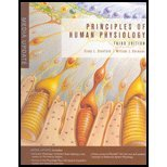 Principles of Human Physiology  3rd 2009 edition cover