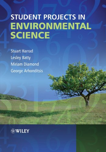 Student Projects in Environmental Science   2008 edition cover