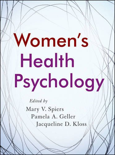 Women's Health Psychology   2013 edition cover