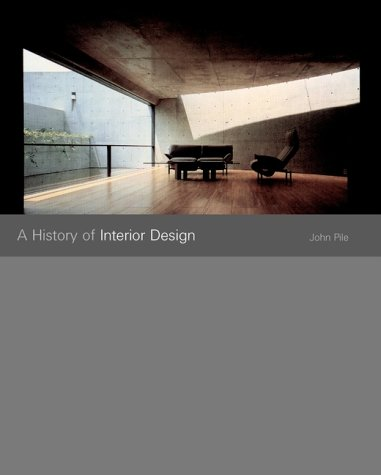 History of Interior Design   2001 edition cover