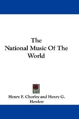 National Music of the World N/A edition cover