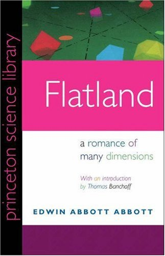 Flatland A Romance of Many Dimensions  2005 edition cover